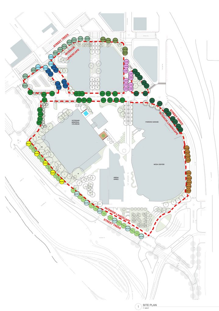 Rose-Quarter_Proposed-Trees_Plan-Only3
