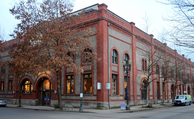 Natural Capital Center, Portland, Oregon