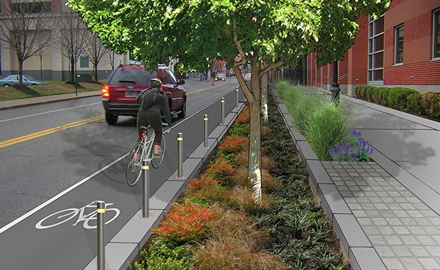 San Mateo County Sustainable Green Streets and Parking Lots Design Guidebook